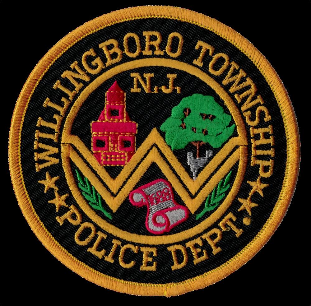 willingboro township police department logo